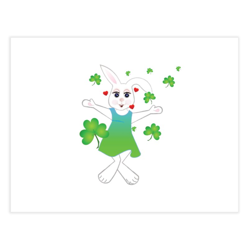 Irish You love Home Fine Art Print by MyInspirationalGifts Artist Shop