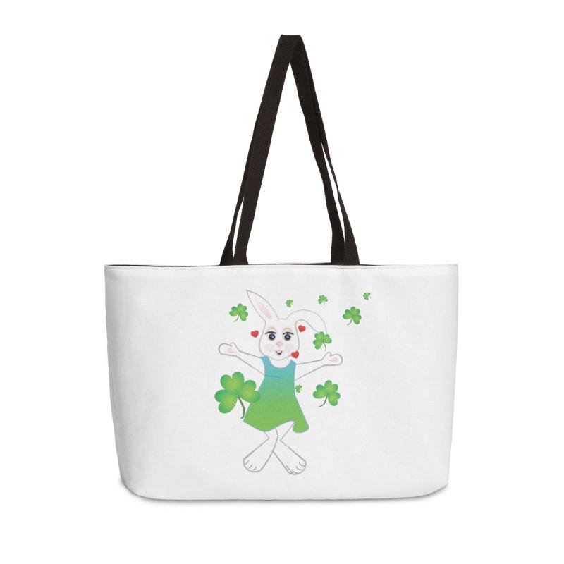 Irish You love Accessories Weekender Bag Bag by MyInspirationalGifts Artist Shop