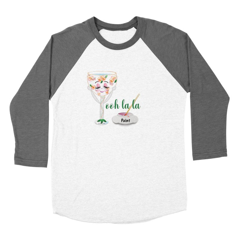 Ooh la la Women's Longsleeve T-Shirt by MyInspirationalGifts Artist Shop