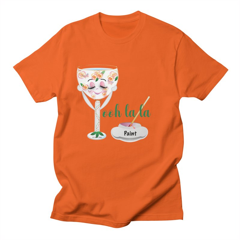 Ooh la la Men's T-Shirt by MyInspirationalGifts Artist Shop