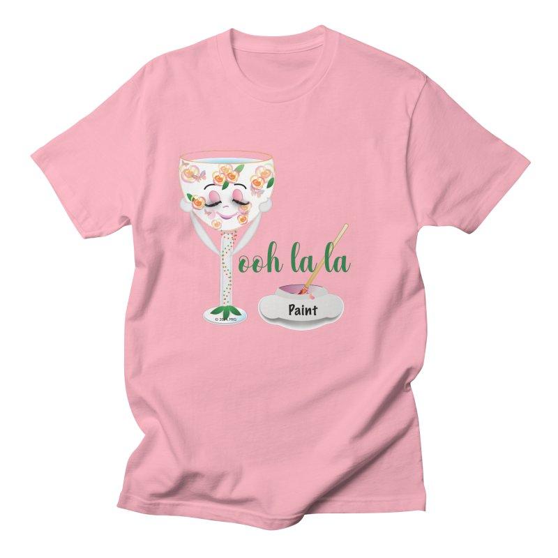 Ooh la la Women's Regular Unisex T-Shirt by MyInspirationalGifts Artist Shop