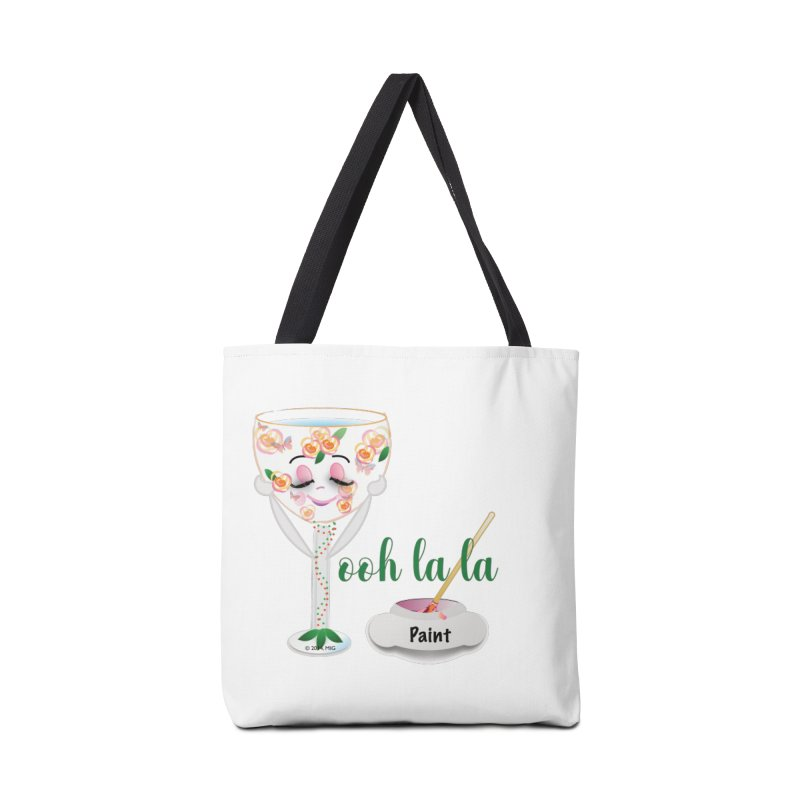 Ooh la la Accessories Tote Bag Bag by MyInspirationalGifts Artist Shop
