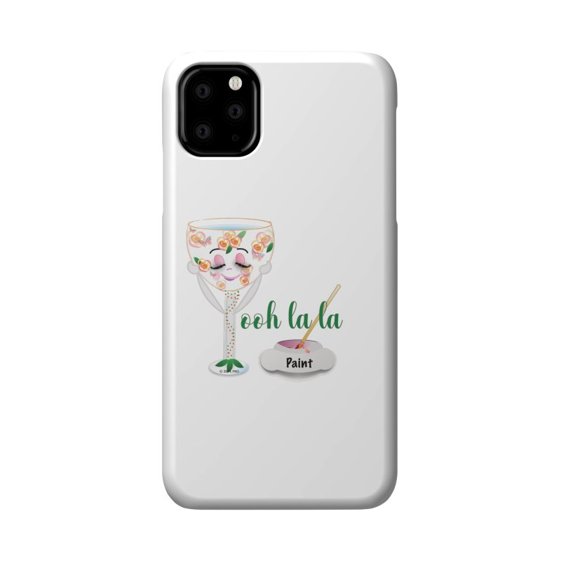 Ooh la la Accessories Phone Case by MyInspirationalGifts Artist Shop