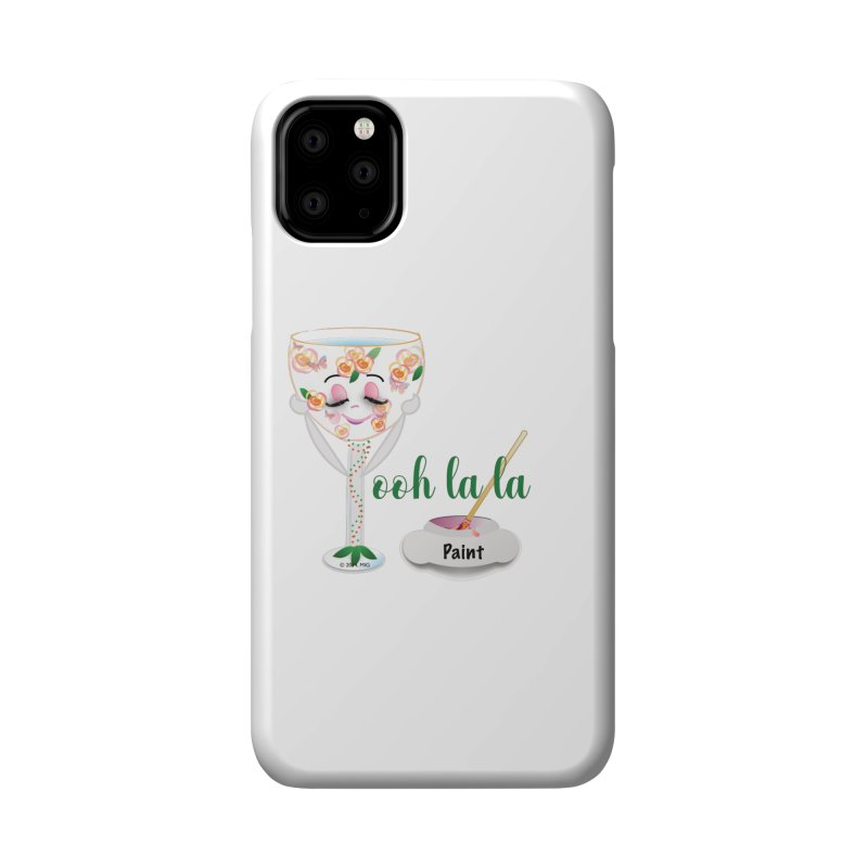 Ooh la la Accessories Phone Case by MyInspirationalGifts Artist Shop