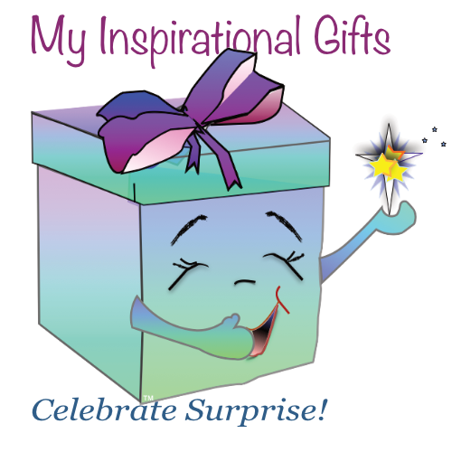 MyInspirationalGifts Artist Shop Logo