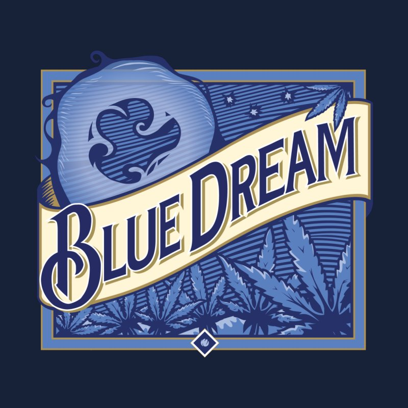 Blue Dream None  by MykoWu's Artist Shop