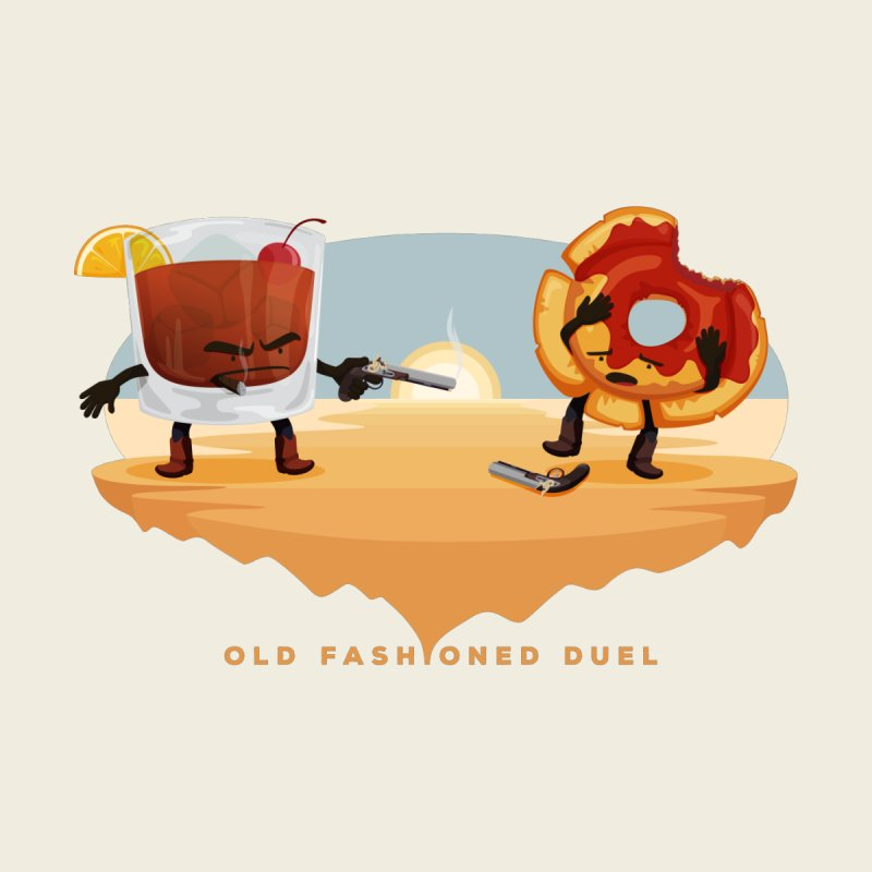 Old Fashioned Duel None  by MykoWu's Artist Shop