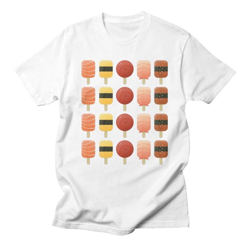 Creamsicles of Nigiri Men's T-Shirt by MykoWu's Artist Shop