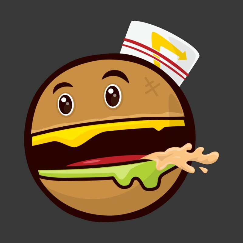 Burger Animal Kids T-Shirt by MykoWu's Artist Shop