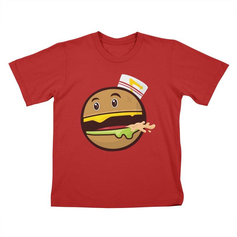Burger Animal   by MykoWu's Artist Shop