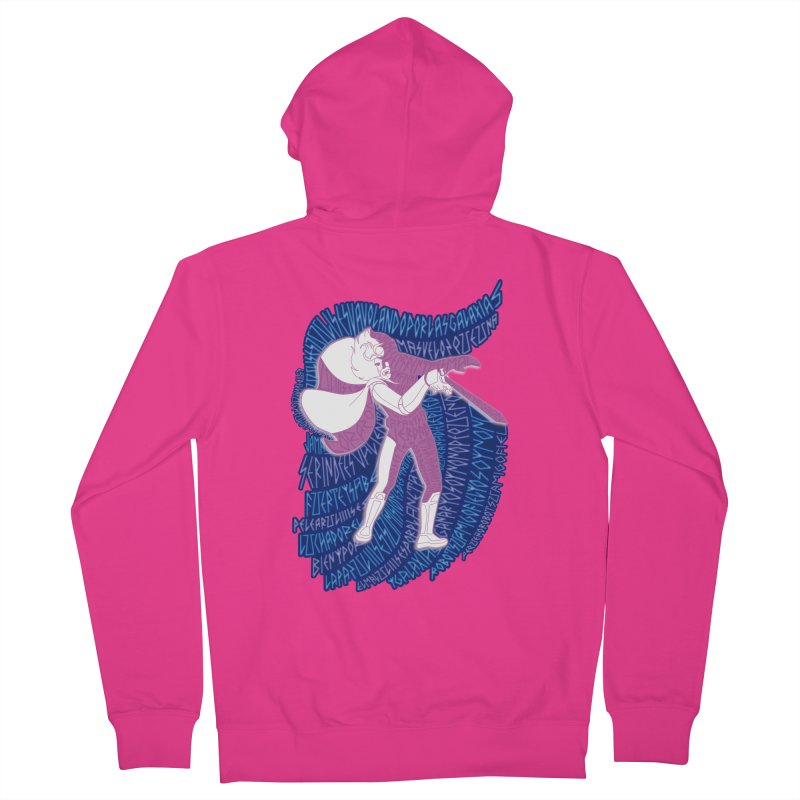 Ulises 31 Men's Zip-Up Hoody by mymadtshirt's Artist Shop