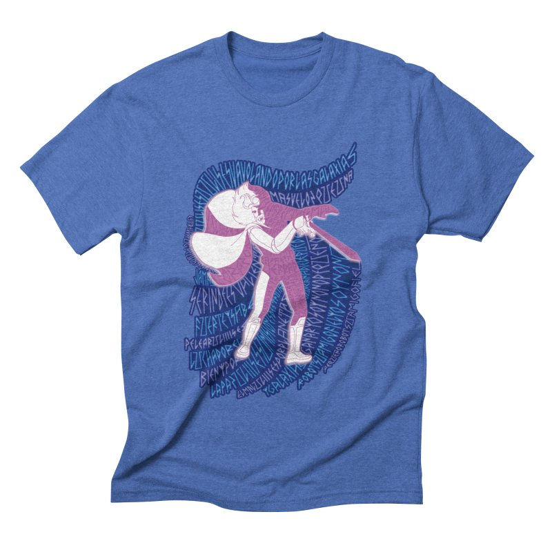 Ulises 31 Men's Triblend T-shirt by mymadtshirt's Artist Shop