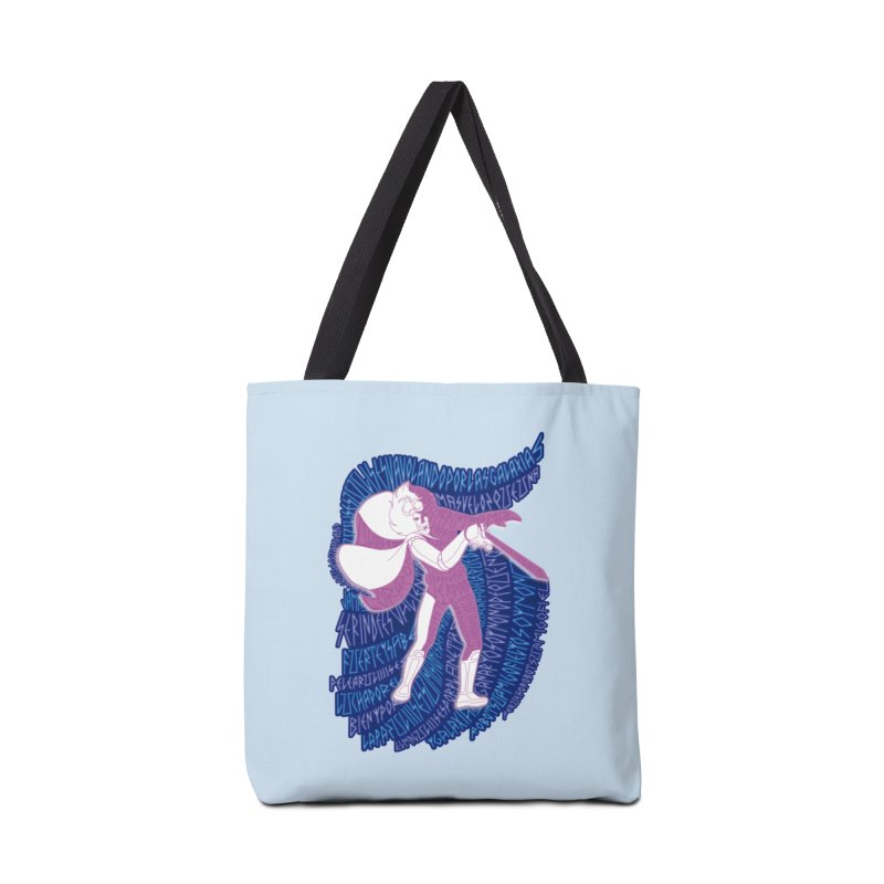 Ulises 31 Accessories Bag by mymadtshirt's Artist Shop