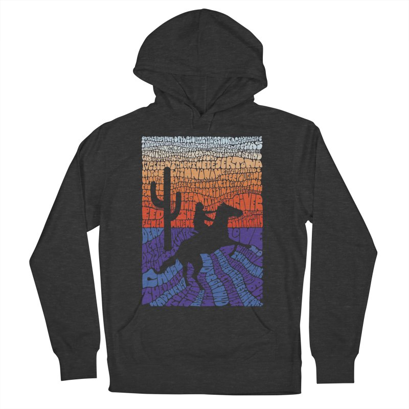 A Horse with No Name Women's Pullover Hoody by mymadtshirt's Artist Shop