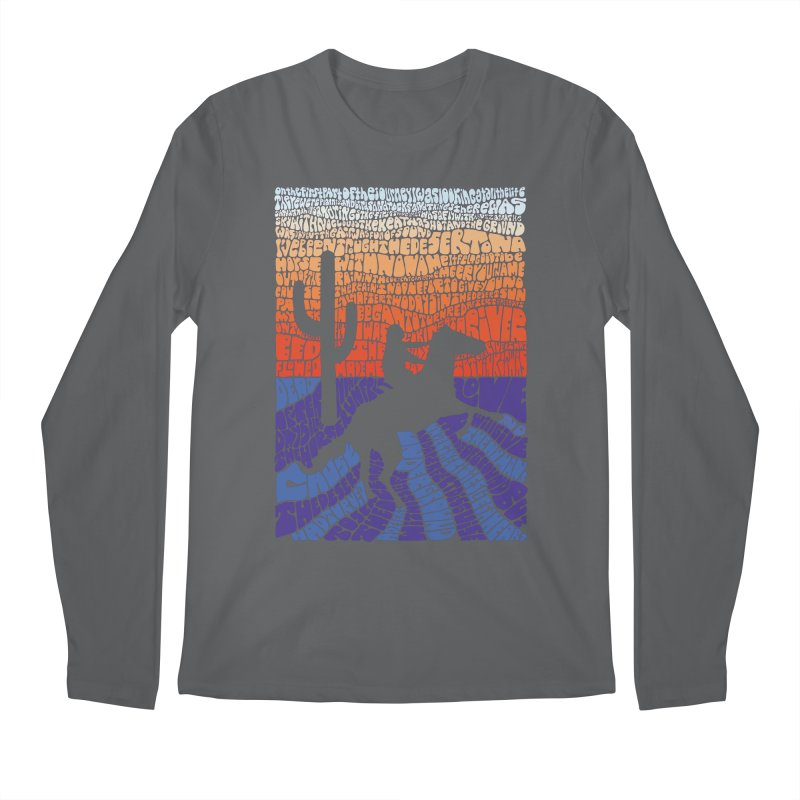 A Horse with No Name Men's Longsleeve T-Shirt by mymadtshirt's Artist Shop