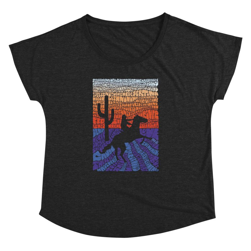 A Horse with No Name Women's Dolman by mymadtshirt's Artist Shop