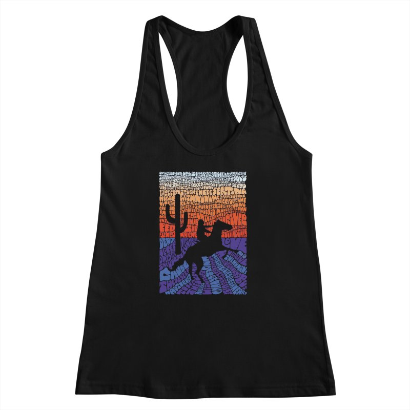 A Horse with No Name Women's Racerback Tank by mymadtshirt's Artist Shop