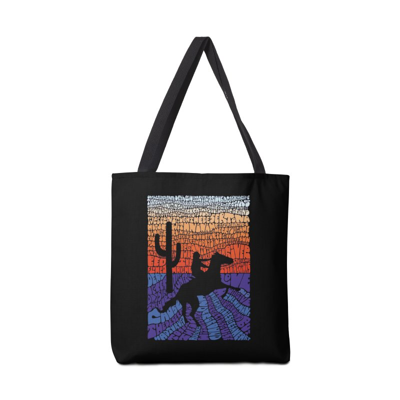 A Horse with No Name Accessories Bag by mymadtshirt's Artist Shop