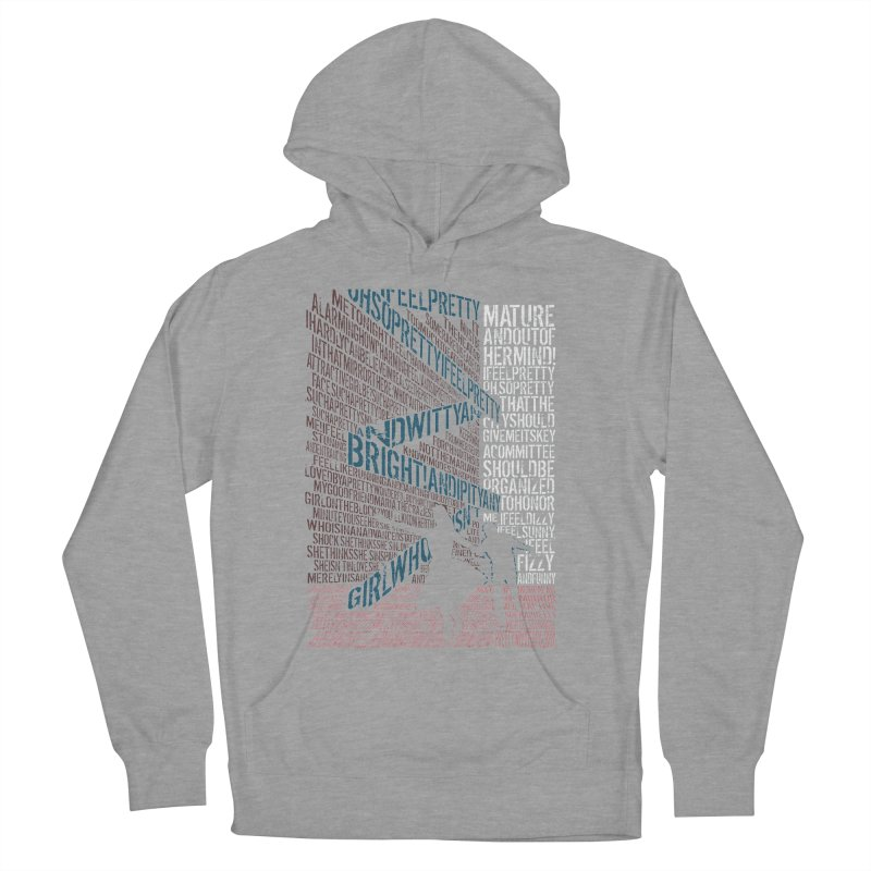 I feel pretty Men's Pullover Hoody by mymadtshirt's Artist Shop