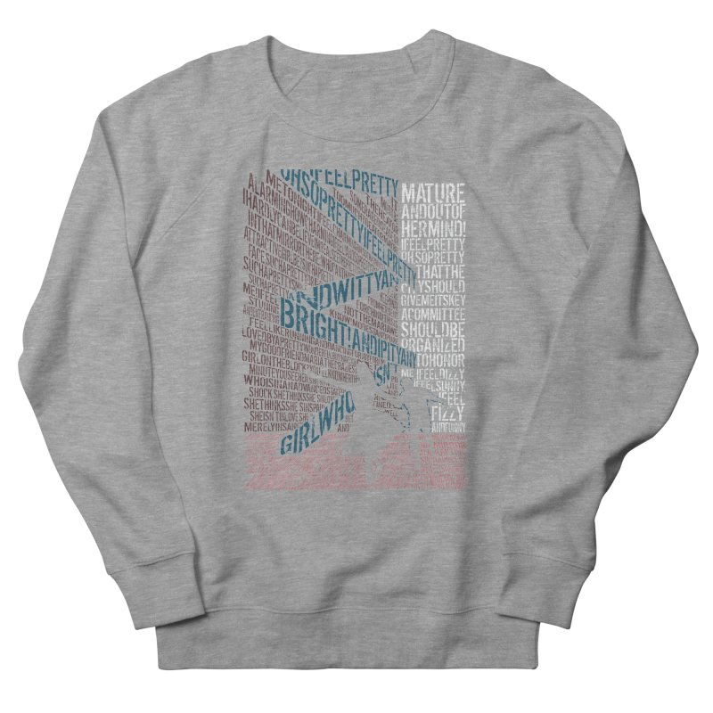 I feel pretty Men's Sweatshirt by mymadtshirt's Artist Shop