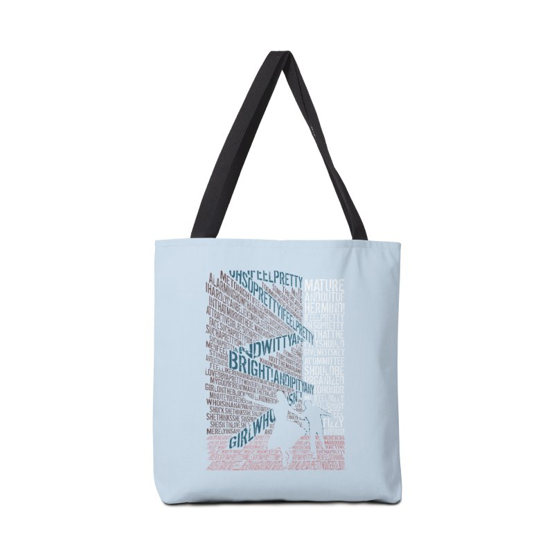 I feel pretty Accessories Bag by mymadtshirt's Artist Shop