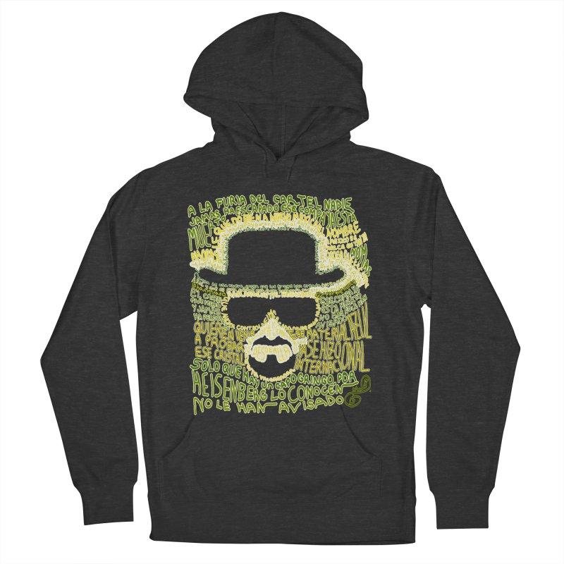 Narcocorrido Heisenberg Men's Pullover Hoody by mymadtshirt's Artist Shop