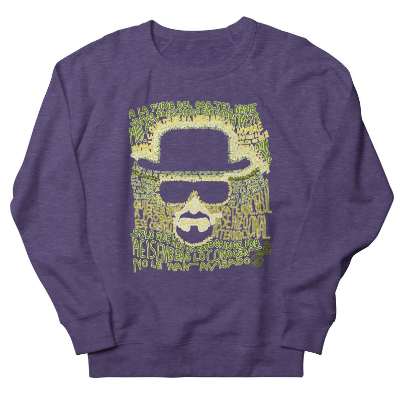 Narcocorrido Heisenberg Women's Sweatshirt by mymadtshirt's Artist Shop
