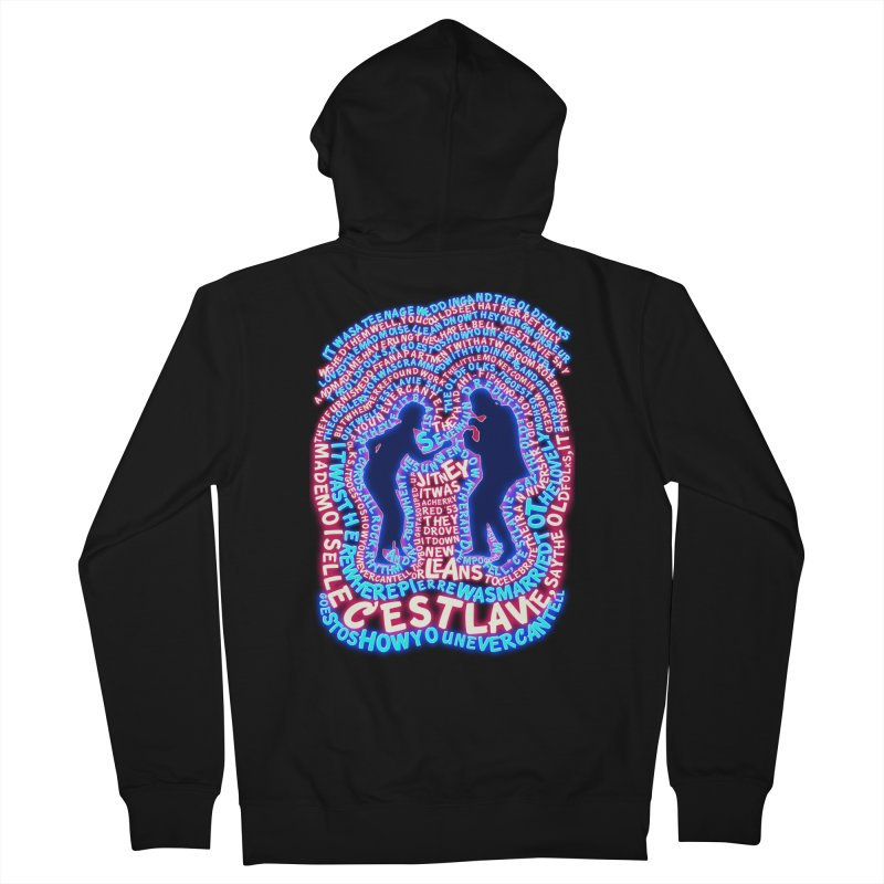Pulp Fiction t shirt Women's Zip-Up Hoody by mymadtshirt's Artist Shop
