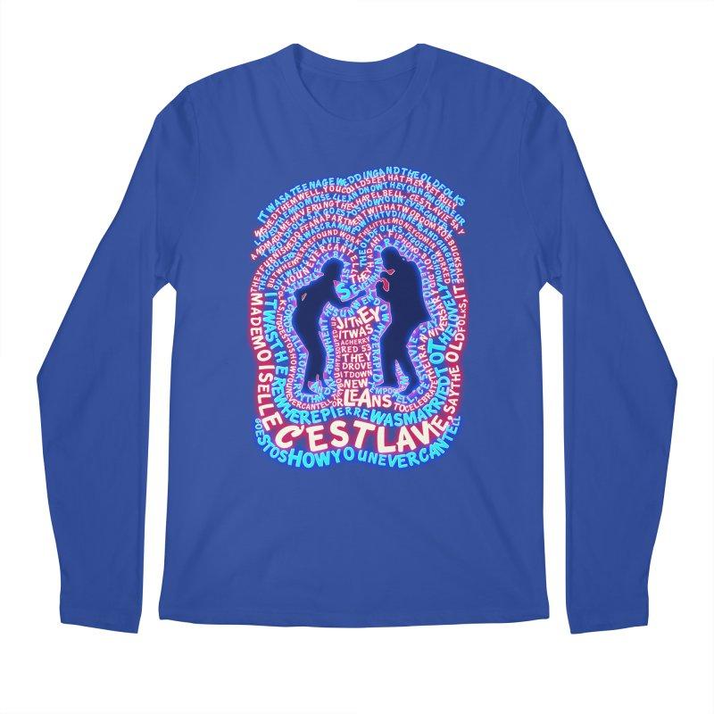 Pulp Fiction t shirt Men's Longsleeve T-Shirt by mymadtshirt's Artist Shop