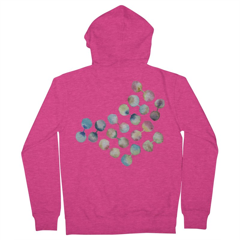 Experiment Women's Zip-Up Hoody by mymadtshirt's Artist Shop