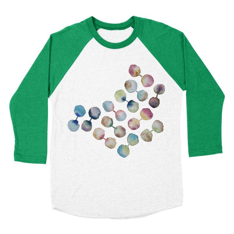 Experiment Women's Baseball Triblend T-Shirt by mymadtshirt's Artist Shop