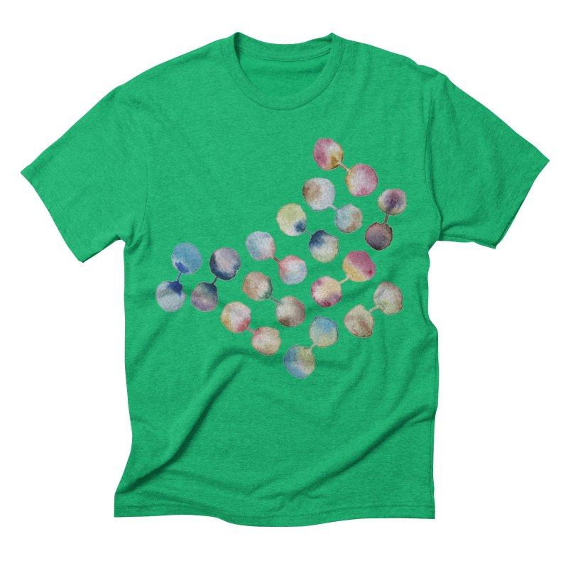 Experiment Men's Triblend T-shirt by mymadtshirt's Artist Shop