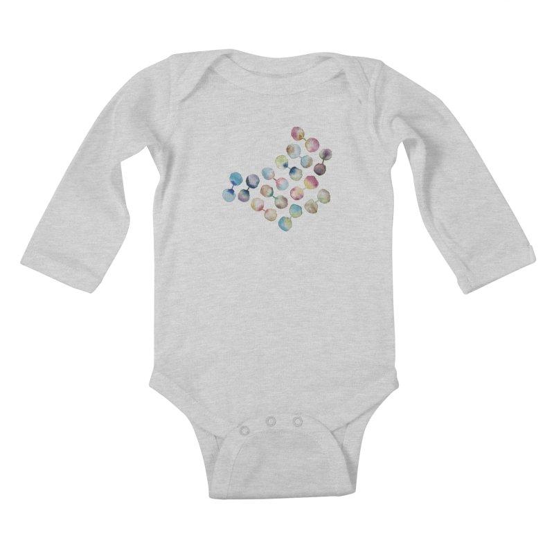 Experiment Kids Baby Longsleeve Bodysuit by mymadtshirt's Artist Shop