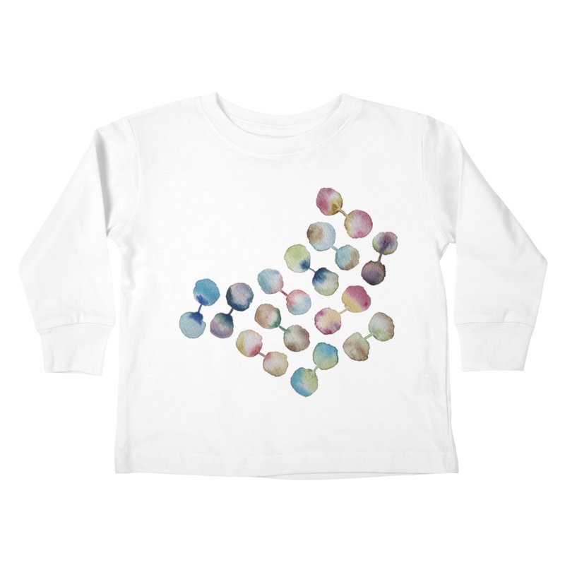 Experiment Kids Toddler Longsleeve T-Shirt by mymadtshirt's Artist Shop
