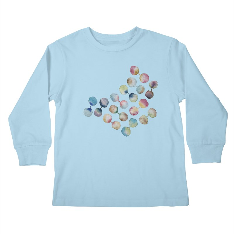 Experiment Kids Longsleeve T-Shirt by mymadtshirt's Artist Shop