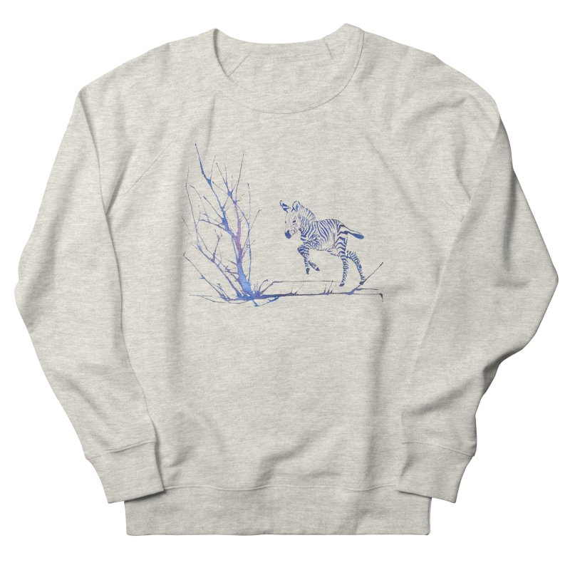 Zebra Women's Sweatshirt by mymadtshirt's Artist Shop