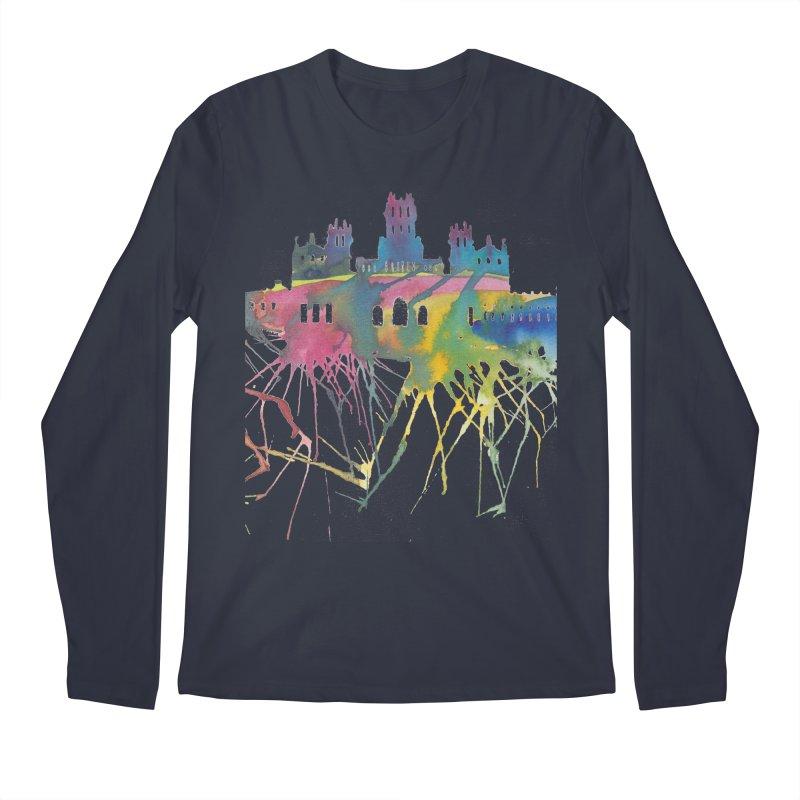 Palacio Cibeles Men's Longsleeve T-Shirt by mymadtshirt's Artist Shop