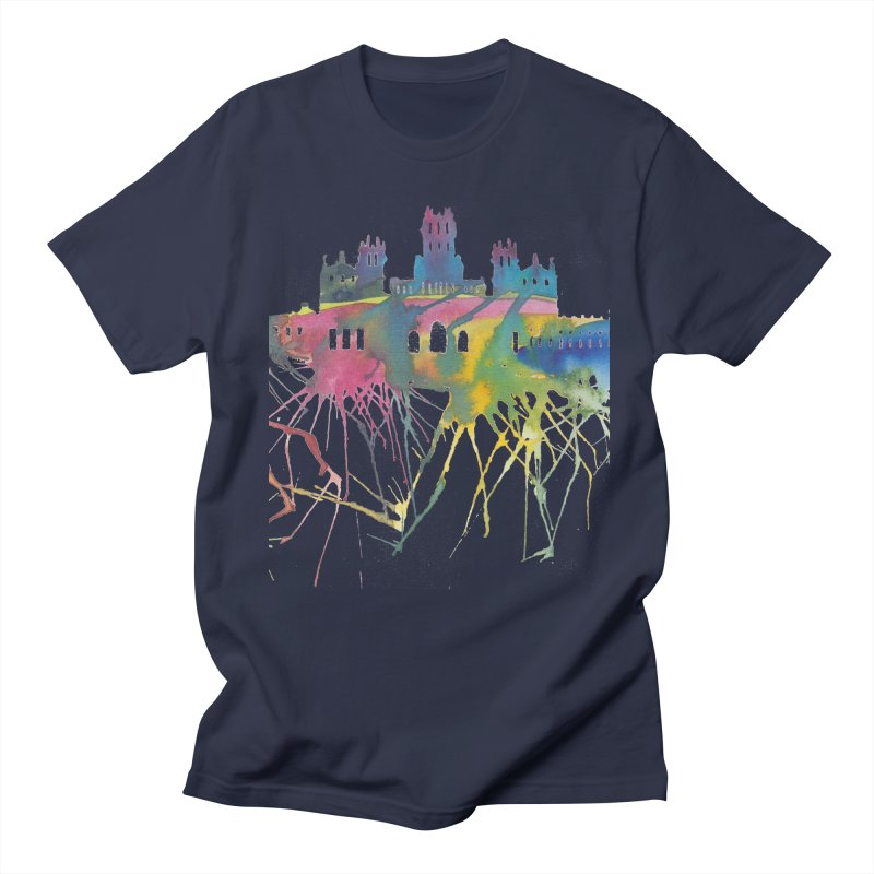 Palacio Cibeles Men's T-shirt by mymadtshirt's Artist Shop