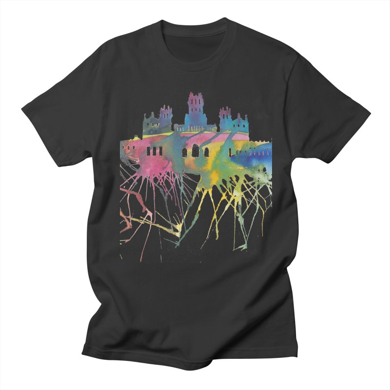 Palacio Cibeles Men's T-shirt by mymadtshirt's Artist Shop