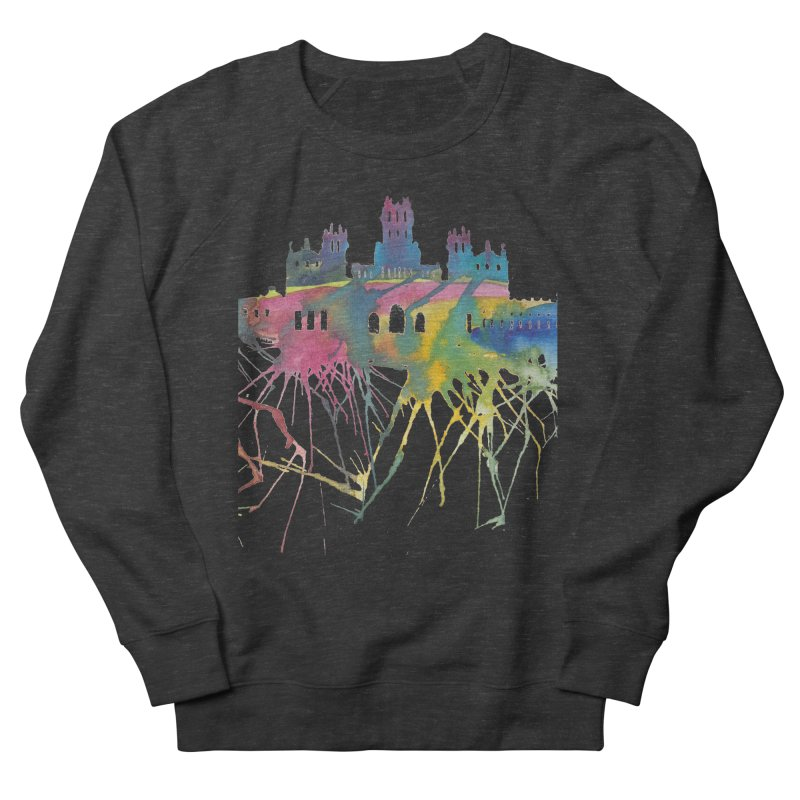 Palacio Cibeles Women's Sweatshirt by mymadtshirt's Artist Shop