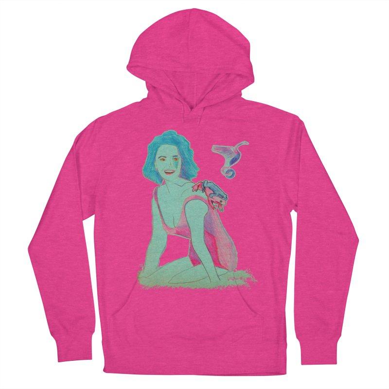 Liz y los sapos Men's Pullover Hoody by mymadtshirt's Artist Shop