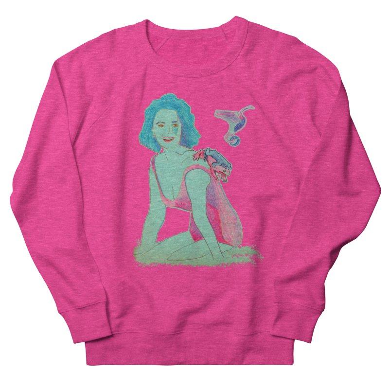 Liz y los sapos Men's Sweatshirt by mymadtshirt's Artist Shop