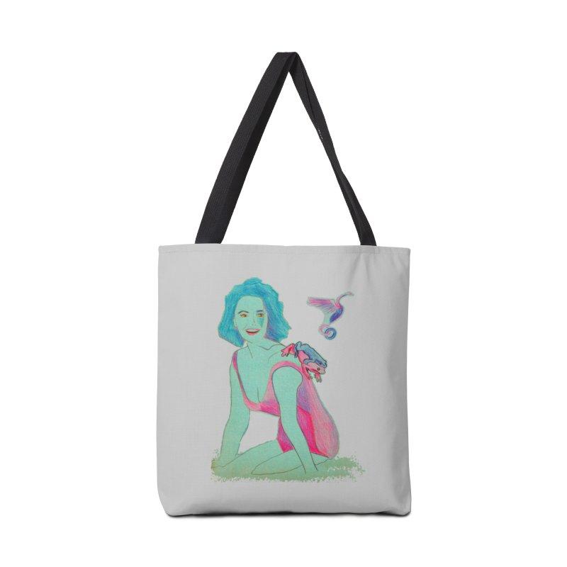 Liz y los sapos Accessories Bag by mymadtshirt's Artist Shop