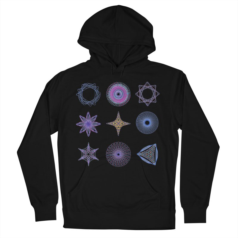 Spirograph Women's Pullover Hoody by mymadtshirt's Artist Shop