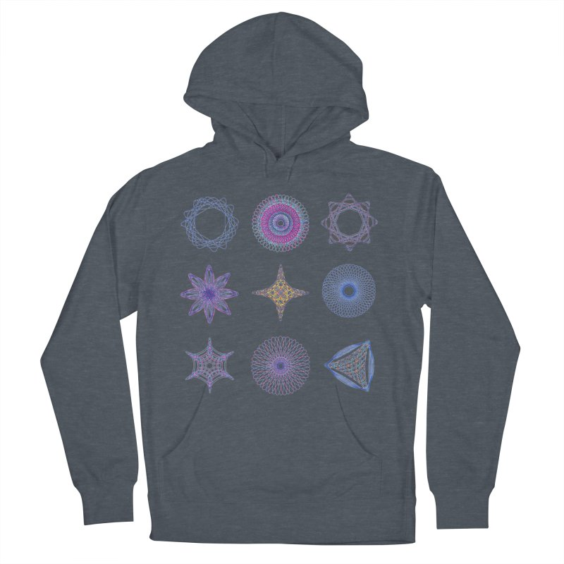 Spirograph Men's Pullover Hoody by mymadtshirt's Artist Shop