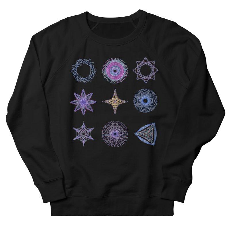 Spirograph Women's Sweatshirt by mymadtshirt's Artist Shop