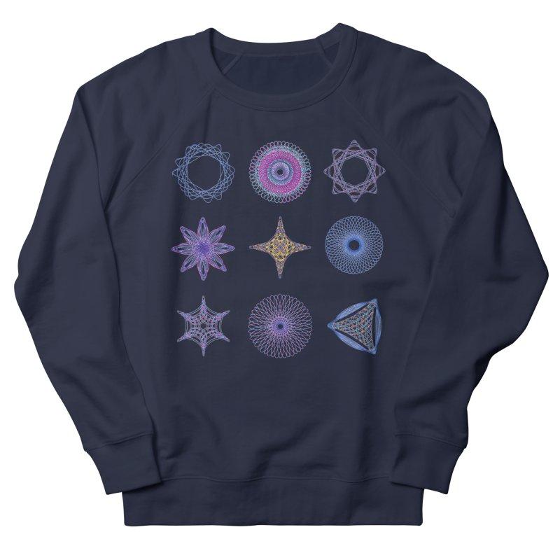 Spirograph Men's Sweatshirt by mymadtshirt's Artist Shop