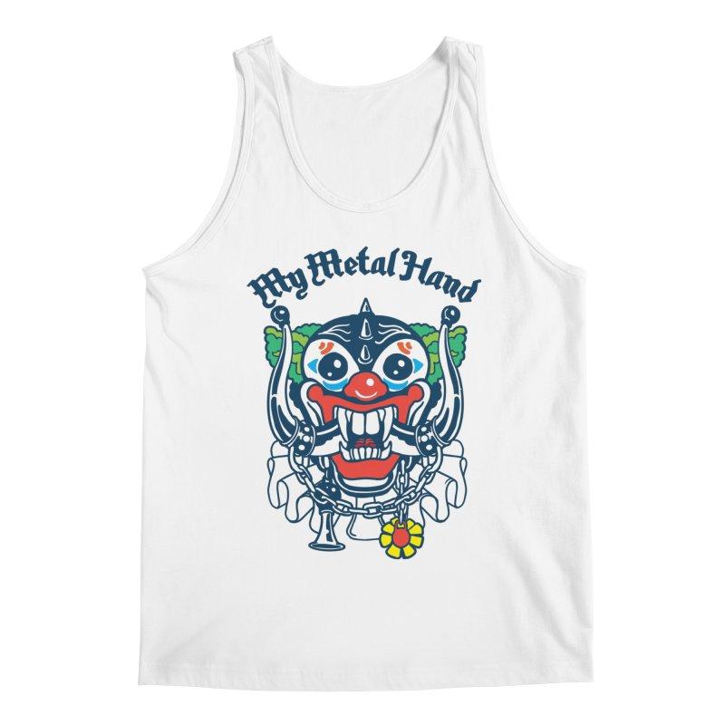 Clownish Head MMH Men's Regular Tank by My Metal Hand Artist Shop