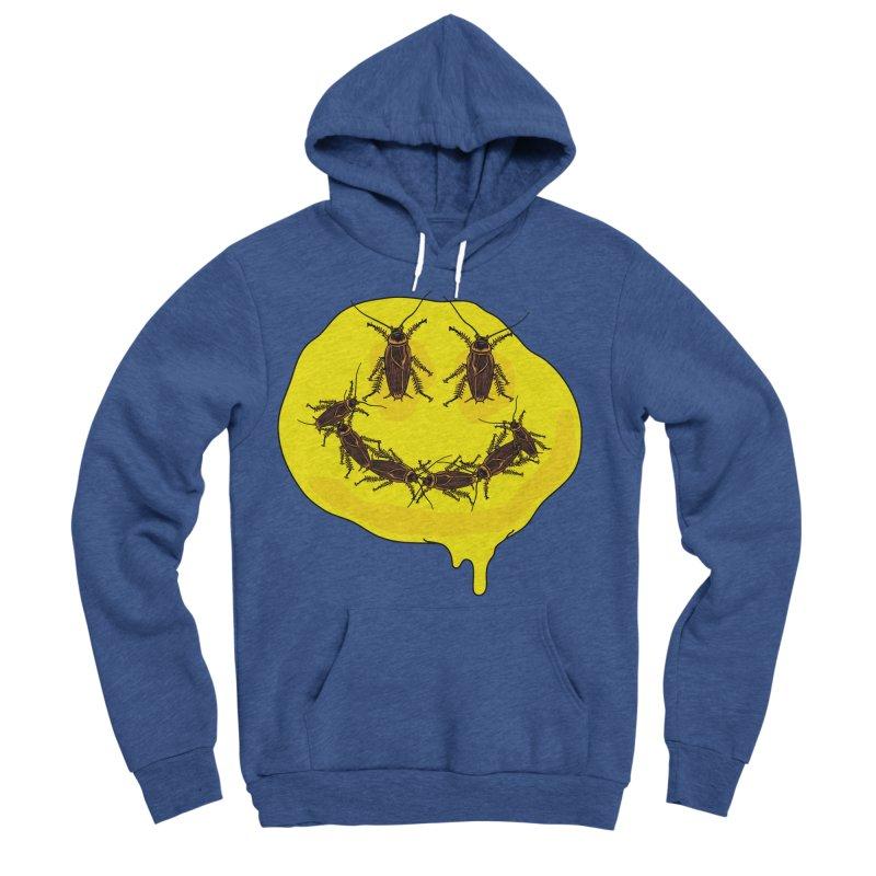 Roach Face Women's Sponge Fleece Pullover Hoody by My Metal Hand Artist Shop