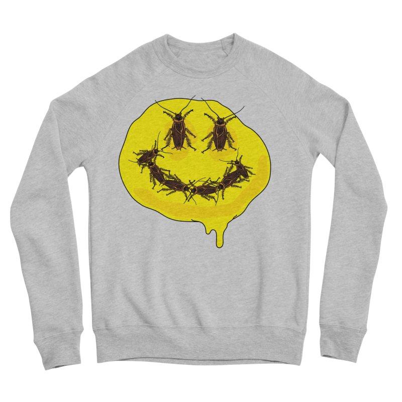 Roach Face Women's Sponge Fleece Sweatshirt by My Metal Hand Artist Shop